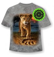 Подростковая футболка Король лев ММ 1093