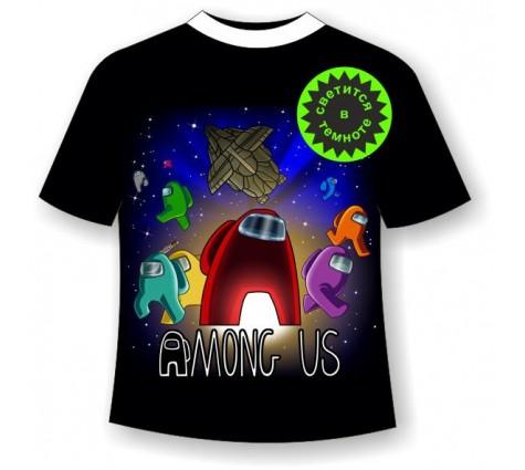 Подростковая футболка Among Us