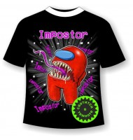 Подростковая футболка Imposter