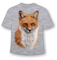 Детская футболка Лиса 797 (B)