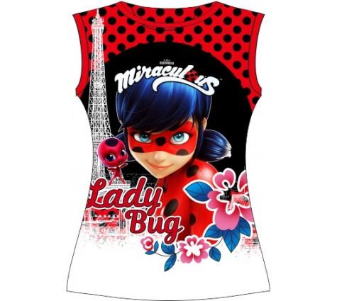 Подростковая футболка Леди Баг
