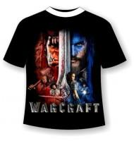Подростковая футболка Warcraft №717