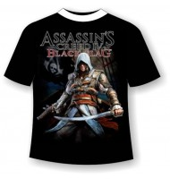 Подростковая футболка Ассасин 811