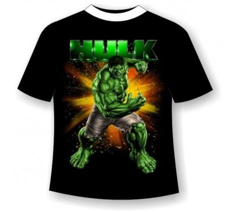 Подростковая футболка Халк (HULK)
