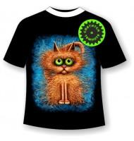 Подростковая футболка Пухнаст