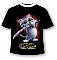 Подростковая футболка Самурай 731