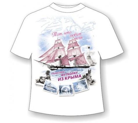 Подростковая футболка Из Крыма