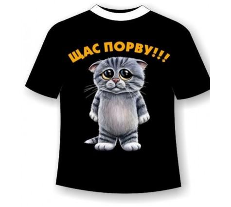 Подростковая футболка Щас порву