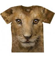 Подростковая футболка ЛЬвенок KP148
