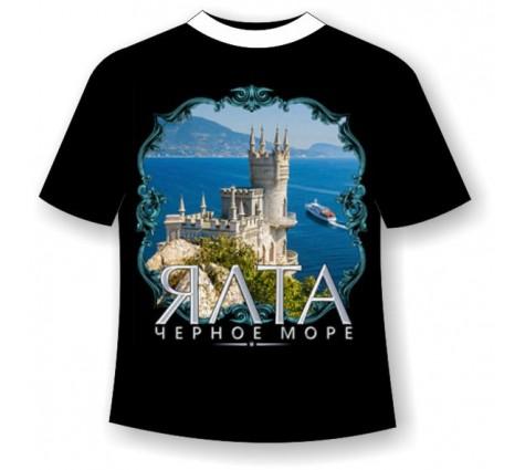 Подростковая футболка Ялта №514
