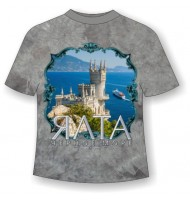 Подростковая футболка Ялта ММ 514