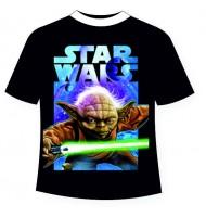 Подростковая футболка Звездные войны