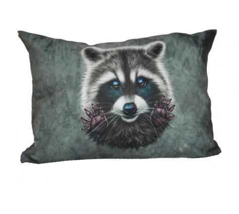 Подушка Енот