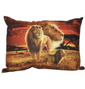 Подушка Прайд львов