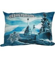 Подушка Севастополь Андреевский Флаг