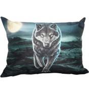 Подушка Волк крадущийся 806