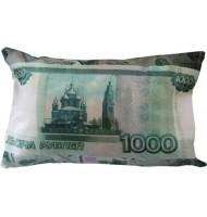 Подушка 1000 рублей