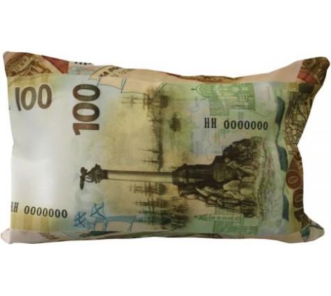 Подушка 100 рублей