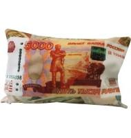 Подушка 5 тысяч рублей