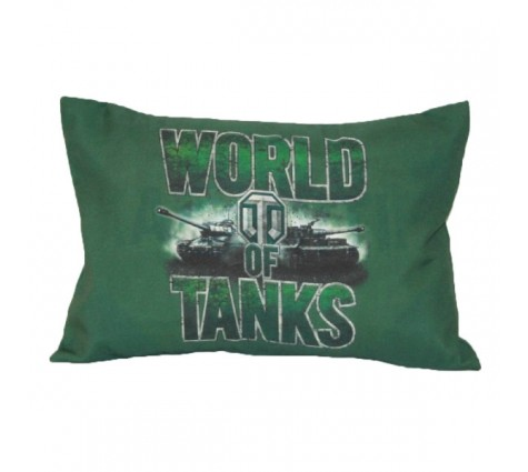 Подушка World of tanks