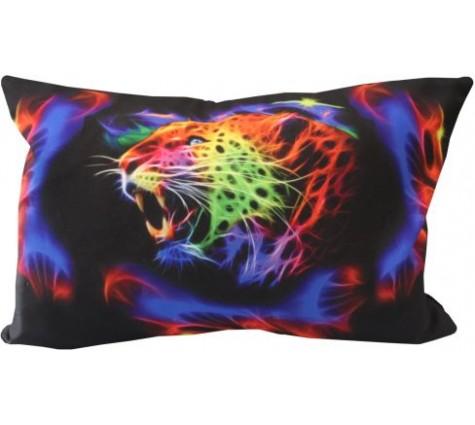 Подушка Леопард