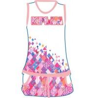 Детское платье Крым-Ромбы