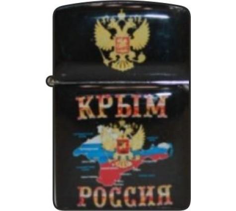 Зажигалка Крым-Россия
