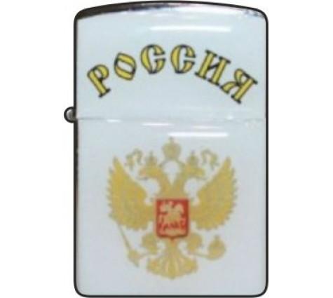 Зажигалка Россия
