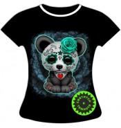 Женская футболка Страшилка 1086 ST