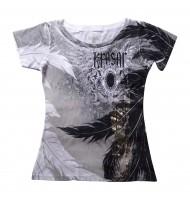 Женская футболка Белый Ангел КРТБ 271