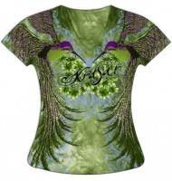 Женская футболка Колибри KPT162