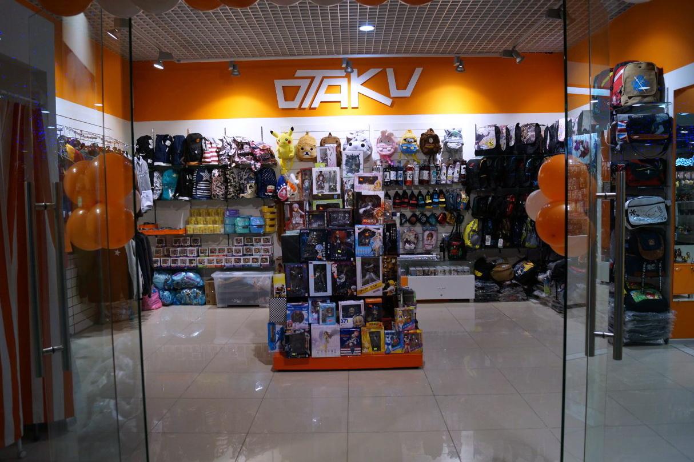 магазин подарков Otaku