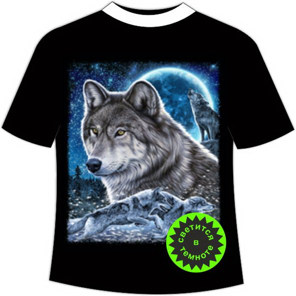 сувениры с волками