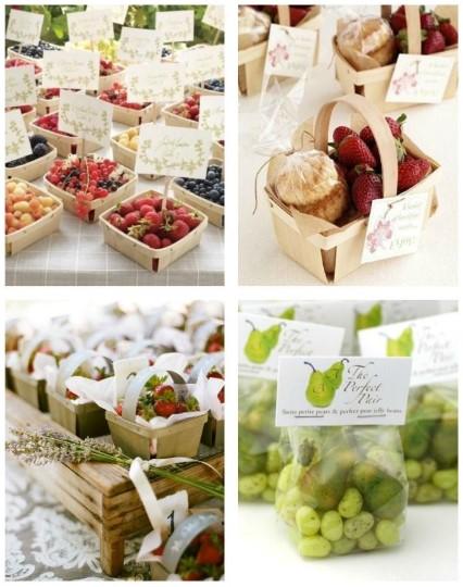 сувениры гостям на свадьбе
