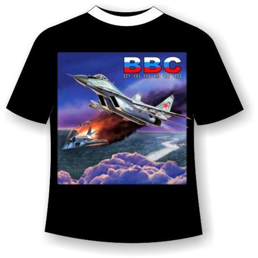 футболка ввс россии