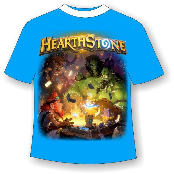 футболка hearthstone