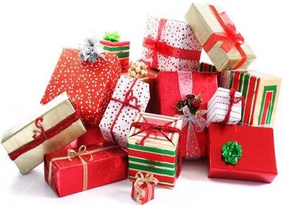 Подарки друзьям на Новый год